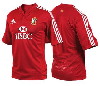 Adidas British and Irish Lions 2009 S/