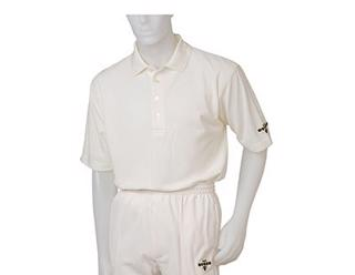Dukes Pique Mid Sleeve Cricket Shirt