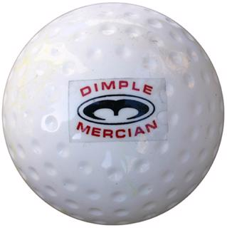 Mercian Popular Match Dimple Hockey Ball