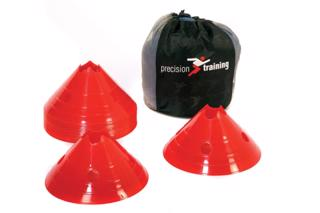 Precision Training Giant Saucer Cones -