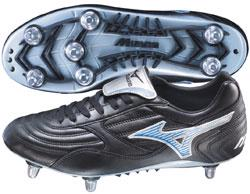 Mizuno Speed Nations low soft toe rugby boots,size