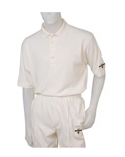 Dukes Heavyweight Mid Sleeve Cricket Shi
