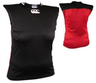 Canterbury Women''s Rugby Shoulder Ves