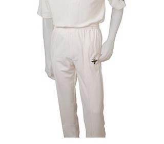 Dukes Dukes Elasticated Cricket Trousers