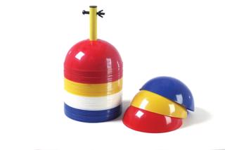 Precision Training Sports Marker Domes -