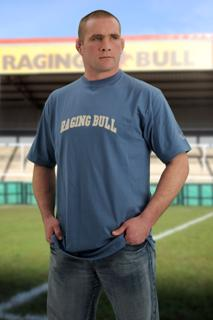 Raging Bull Applique T-Shirt