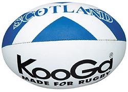 KooGa Scotland Flag Ball