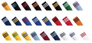 Pro Star Mercury 3 Stripe Socks - JU