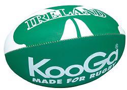 KooGa Ireland Flag Ball