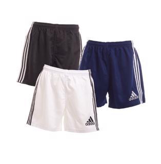 Adidas 3 Stripe Rugby Shorts