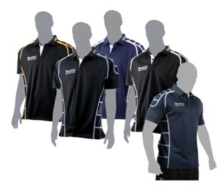 Kooga Match Piped Rugby Shirt - JUNIOR