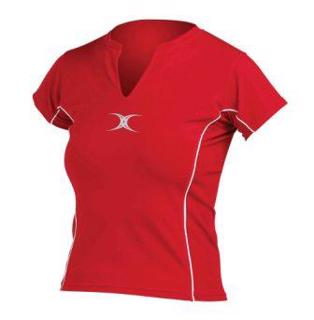 Gilbert Phoenix Netball Top With Velcro