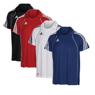 Adidas Mens T8 Clima Polo
