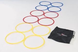 Precision Training Speed Agility Hoops -