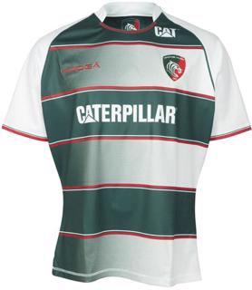 Kooga Leicester Tigers Home Replica Jers