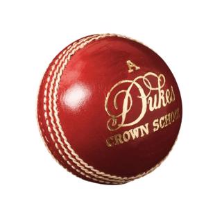 Dukes Crown School Cricket Ball - JUNI