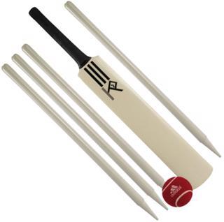 adidas KP BBS Cricket Set