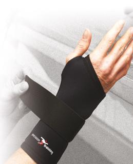 Precision Training Long Wrist Support