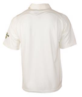 Dukes Elite Short Sleeve Cricket Shirt