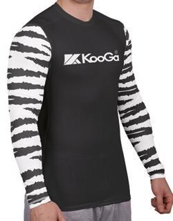 Kooga Tiger Print Skin Base Layer -