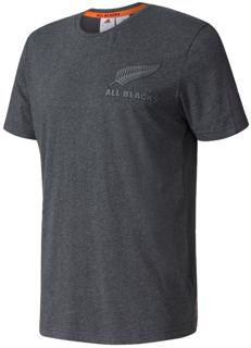adidas All Blacks Cotton Tee HEATHER G