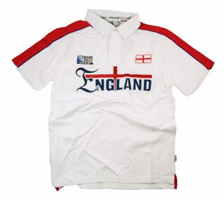 Rugby World Cup England Rugby SS Jerse