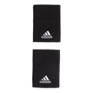 adidas Wrist Bands Large, BLACK/WHITE