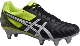 Asics GEL-Lethal TACKLE Rugby Boots BLAC