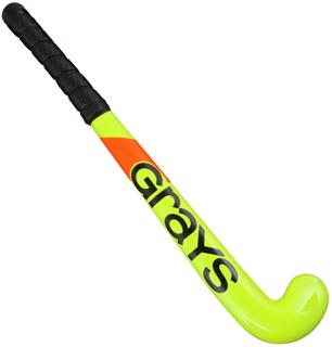 Grays Replica 18in Hockey Stick YELLOW