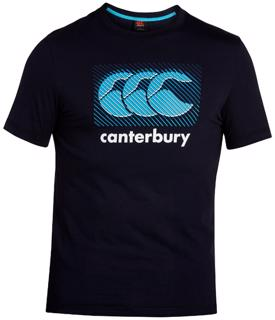Canterbury CCC Graphic Tee NAVY