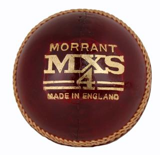 Morrant MXS4 Cricket Ball