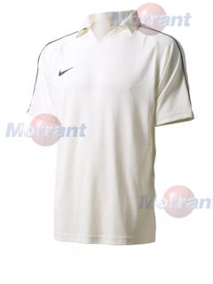 Nike Short Sleeve Cricket Shirt