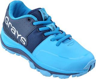 Grays G800 BLUE Hockey Shoe JUNIOR
