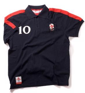 England Rugby No.10 Polo Shirt