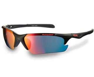 Sunwise Twister MK1 BLACK Sunglasses