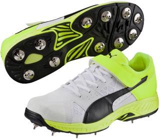Puma evoSpeed 1.4 Bowling Boot WHITE/BLA