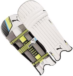 Puma evoSPEED 3 Batting Pads JUNIOR