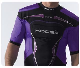 Kooga EVX VIII Rugby Body Protection