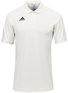 adidas Howzat Cricket Polo JUNIOR
