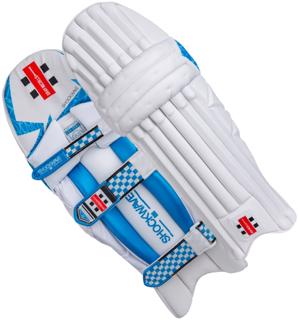 Gray Nicolls Shockwave 800 Batting Pads%