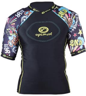 Optimum Razor Rugby Protective Top JUNIO