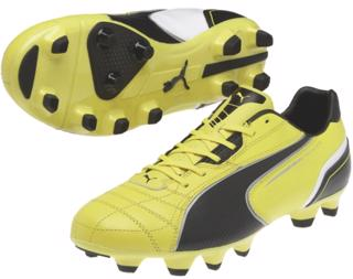 Puma Momentta FG Football Boots, YELLO