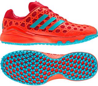 adidas adizero Hockey Shoes RED