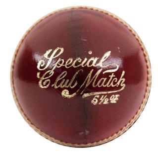 Morrant SCM ''A'' Cricket Ball
