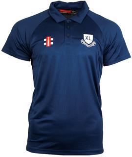 XL CLUB GN Matrix Polo Shirt Navy