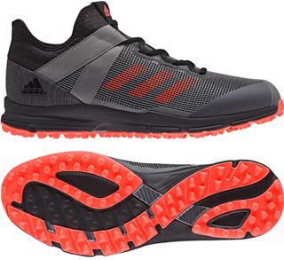 adidas Zone Dox Hockey Shoes BLACK