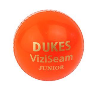 Dukes ViziSeam Ball ORANGE JUNIOR