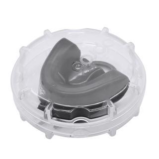 adidas OPRO Silver Mouthguard BLACK