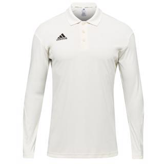 adidas Howzat 21 LS Cricket Shirt