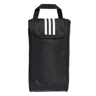 adidas 3 Stripe Shoe Bag, BLACK